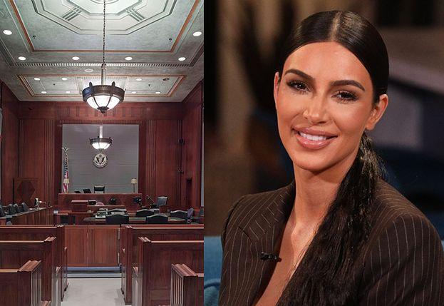 """Kim Kardashian już dostała propozycję pracy w kancelarii! """"Nie ma dla niej rzeczy niemożliwych"""""""