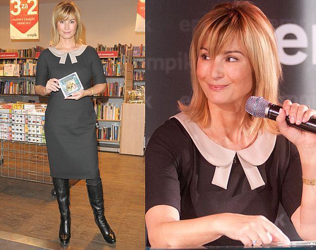 Joanna Brodzik czyta bajki... NADAL PIĘKNA?
