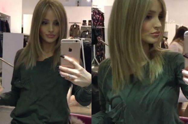 Marina przefarbowała się na blond!