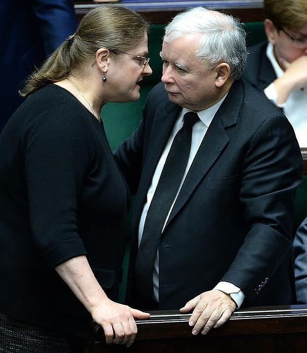 Krystyna Pawłowicz kandydatką PiS na SĘDZIĘ TRYBUNAŁU KONSTYTUCYJNEGO! Zawiesiła konto na Twitterze...