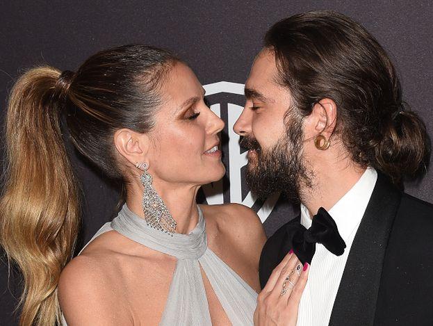 Heidi Klum już po ślubie! Modelka i Tom Kaulitz pobrali się w tajemnicy