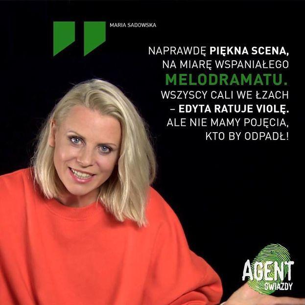 """Drugi odcinek """"Agenta"""": Górniak dobrowolnie opuściła program! """"Nie potrzebuję sobie niczego więcej udowadniać"""""""
