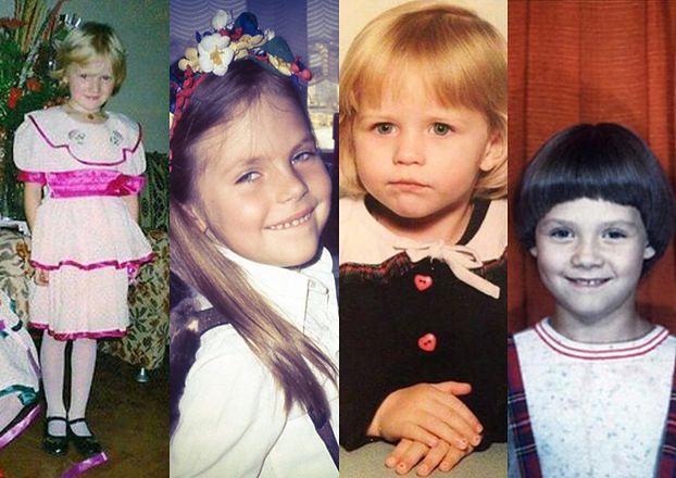 Polscy celebryci jako dzieci... POZNAJECIE?