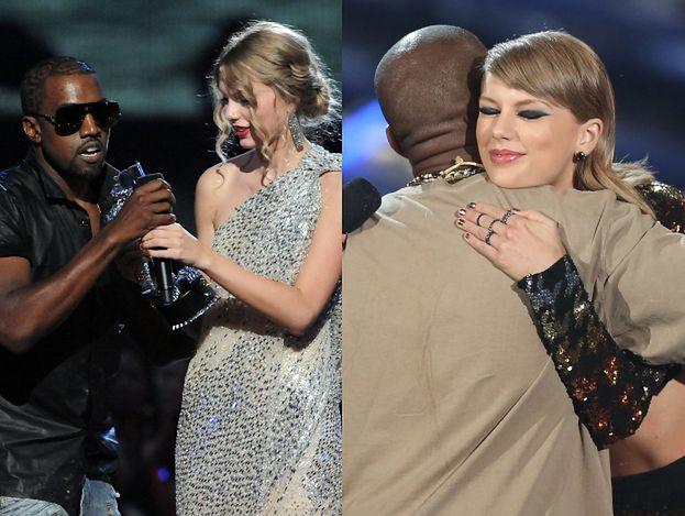 """Taylor Swift POGRĄŻA Kanye Westa: """"Moje ciało obiegły dreszcze. Zrozumiałam, jak bardzo jest dwulicowy"""""""