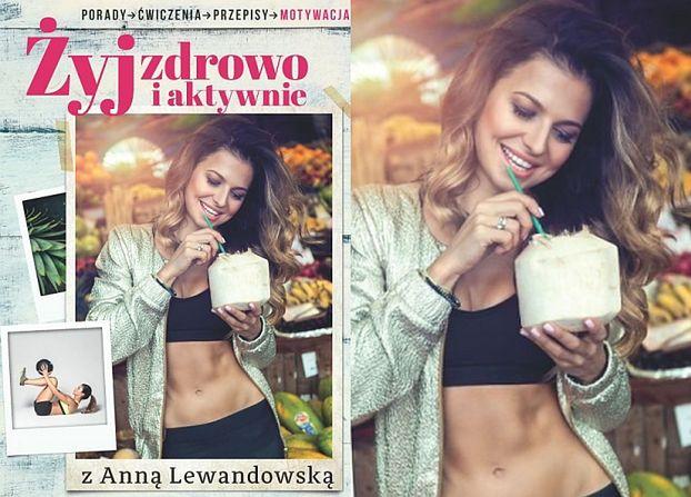 Lewandowska pokazała okładkę książki! (FOTO)