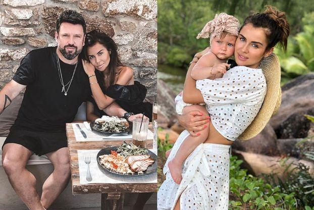 """Natalia Siwiec z mężem relaksują się na Mykonos. Internauci dopytują: """"A gdzie Mia?"""""""