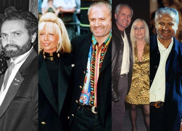 RETRO: Gianni Versace miałby dziś 70 lat