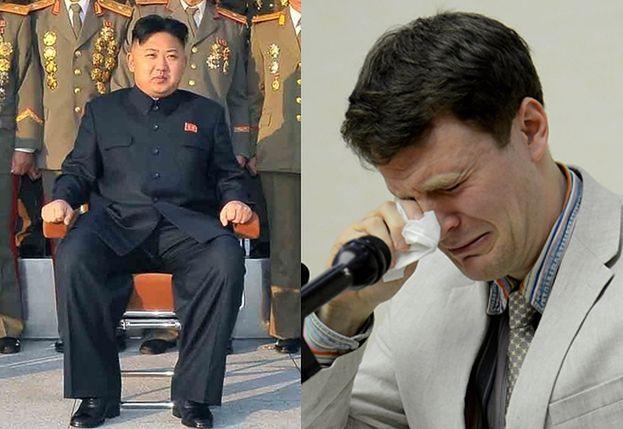 Korea Północna uwolniła amerykańskiego studenta skazanego na 15 lat ciężkich robót! Od roku jest w śpiączce