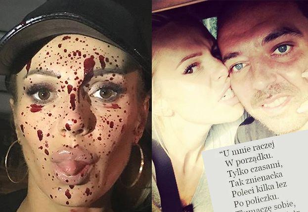 """Doda wzbudza litość na Instagramie: """"Czasami znienacka poleci kilka łez po policzku"""""""
