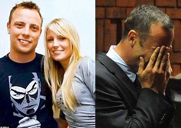 """Była kochanka Pistoriusa: """"Ani razu NIE PODNIÓSŁ NA MNIE RĘKI!"""""""