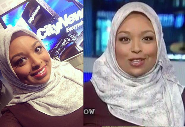 Pierwsza w historii Kanady prezenterka telewizyjna… w hidżabie (FOTO)