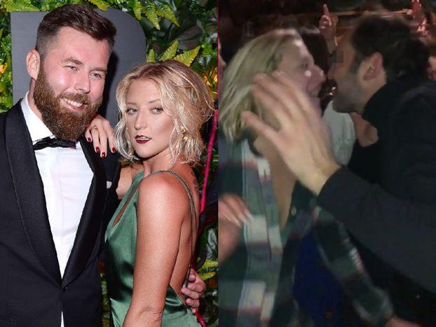 """Lara Gessler debiutuje z nowym chłopakiem na urodzinach kolegi: """"Obściskiwali się całą noc"""" (TYLKO U NAS)"""