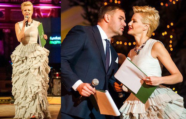 Kożuchowska i Karolak chałturzą przed świętami! (FOTO)