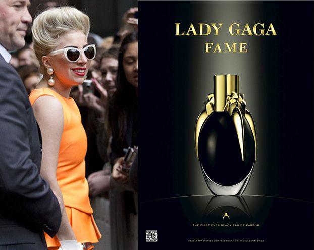 Lady Gaga wydaje pierwsze czarne perfumy!