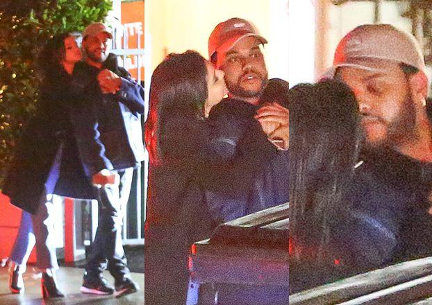 Selena Gomez i The Weeknd mają romans! (ZDJĘCIA)