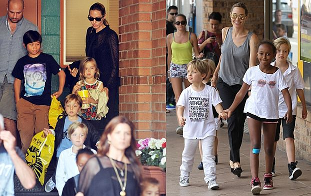 Angelina i Brad chcą ADOPTOWAĆ KOLEJNE DZIECKO!