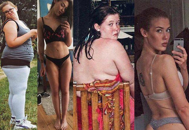 Otyła studentka schudła i została modelką dzięki... jedzeniu łyżeczką do herbaty!