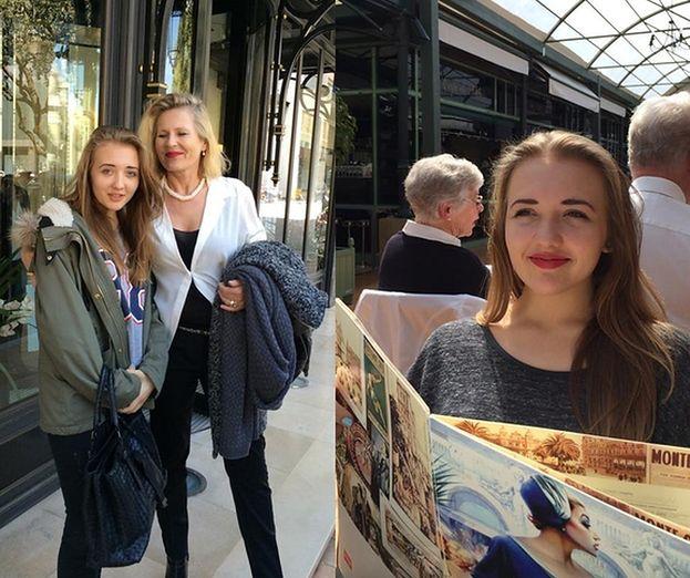 Szapołowska pokazała wnuczkę! Podobna? (FOTO)