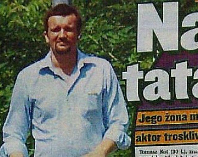 Tomasz Kot - ojciec roku