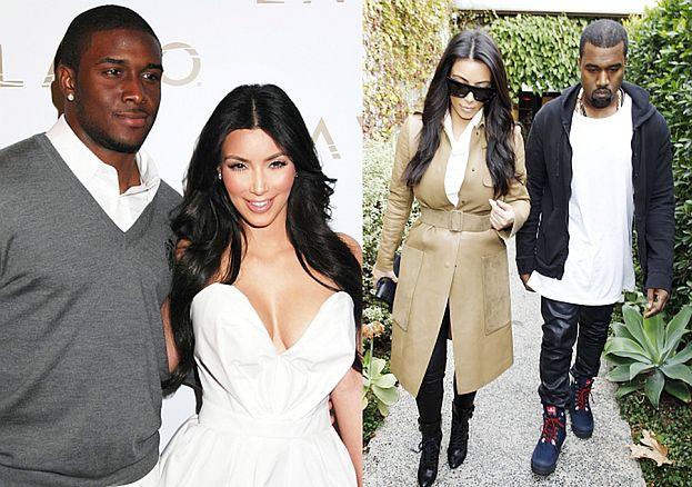 Kim zdradzała byłego chłopaka z Kanye?!