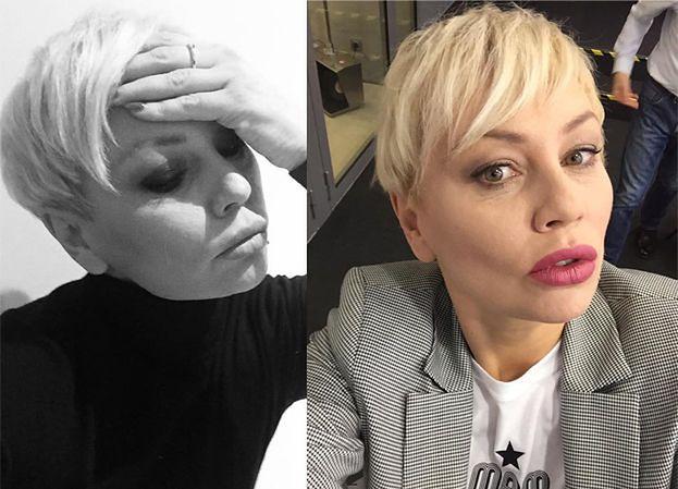 """Monika Jarosińska idzie na operację tętniaka! """"Będzie chwila grozy, taki mały horror"""""""