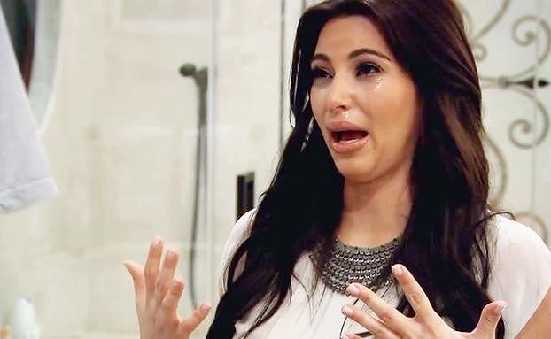 """Kim narzeka na surogatkę: """"Myślałam, że to będzie łatwiejsze"""""""