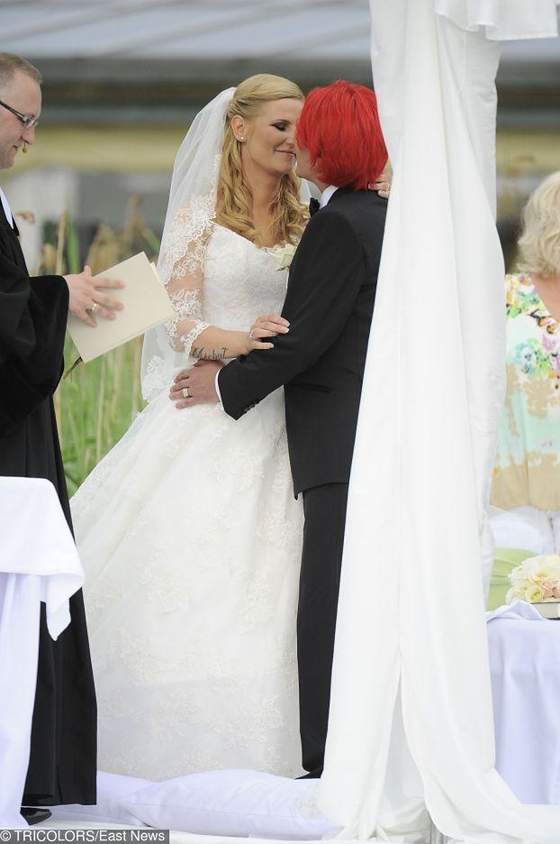 """Dominika Tajner o rozwodzie z Michałem Wiśniewskim: """"Umówiliśmy się, że żadna ze stron nie będzie tego komentować"""""""
