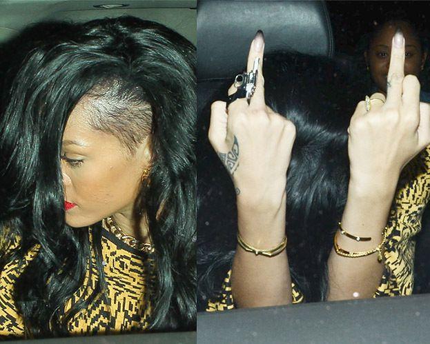 """Rihanna: """"Jestem zmęczona! Chcę być sama!"""" (ZDJĘCIA)"""