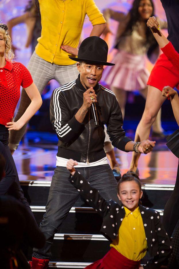 Pharrell wystąpi w Polsce! JAKIE MA WYMAGANIA?
