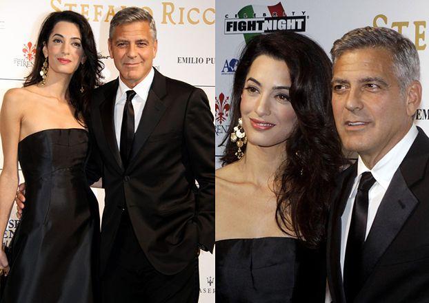 George Clooney pokazał narzeczoną!