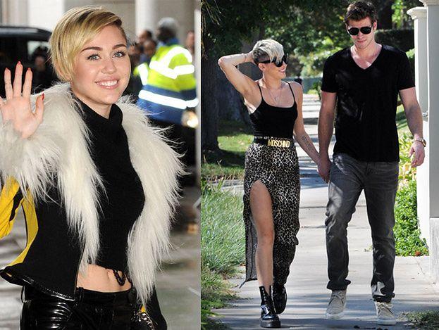 """Miley o zerwaniu z Liamem: """"Bardzo bałam się być sama"""""""