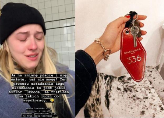 """Dramat Jessiki Mercedes: budowlańcy ZNISZCZYLI JEJ MIESZKANIE. """"Wydałam oszczędności życia!"""""""