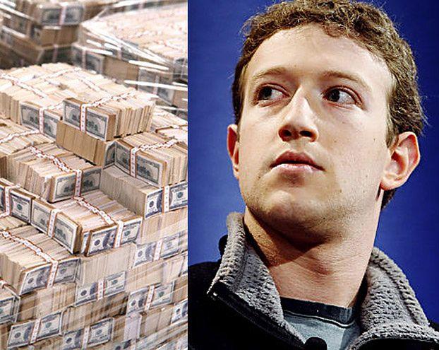 """Akcje Facebooka wciąż tanieją! """"BOLI, GDY NA TO PATRZĘ"""""""