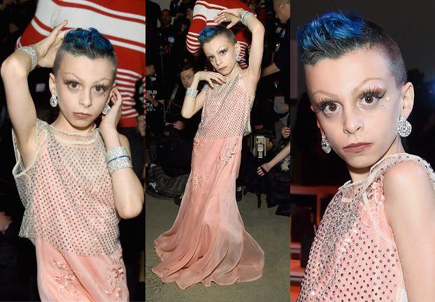 11-letnia drag queen walczy o uwagę na pokazie mody