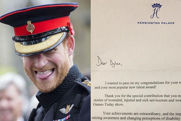 Prywatna korespondencja księcia Harry'ego TRAFIŁA DO SIECI! Rozmawiał z przyjacielem o... bieliźnie