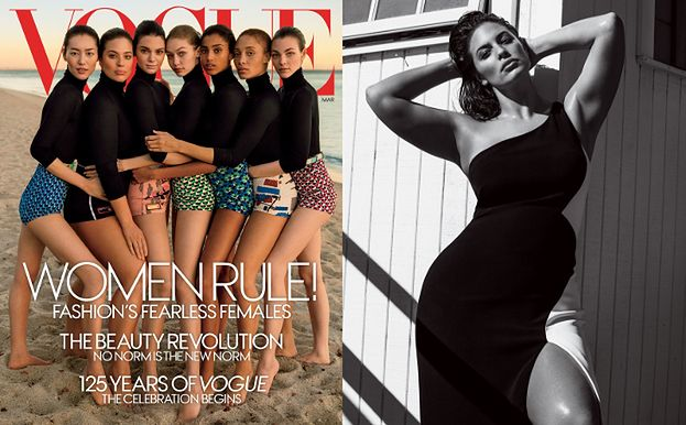 "Jenner, Hadid i Graham pozują dla ""Vogue'a"""