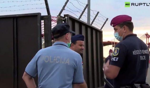 Węgry budują kolejny mur - na granicy z Chorwacją!