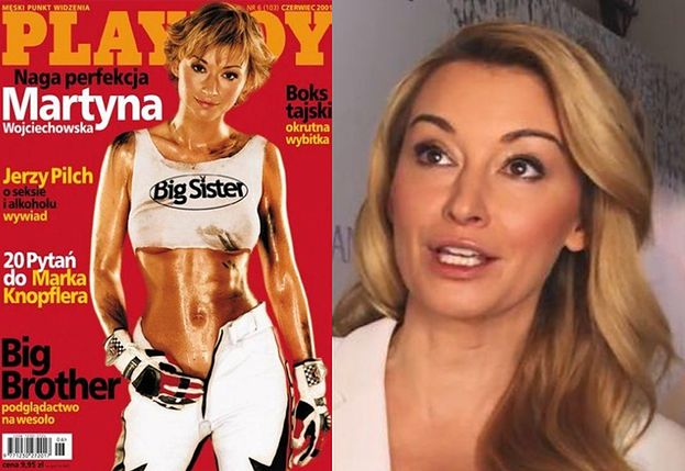 """Wojciechowska jednak żałuje sesji w """"Playboy'u""""? """"Rozumiałam kobiecość w WYPACZONY sposób"""""""