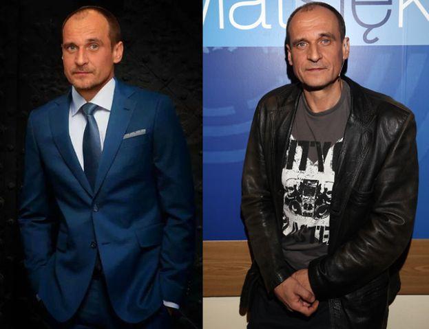 Paweł Kukiz w garniturze! Zmienia wizerunek? (FOTO)