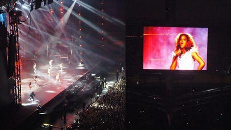 Beyonce na pierwszym koncercie w Polsce!