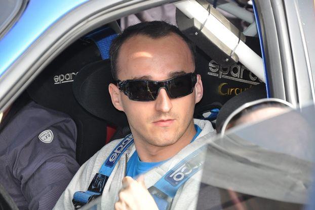 """Kubica o wypadku: """"Przechodziłem bardzo trudny okres"""""""