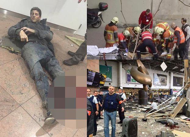 W zamachach w Brukseli rannych zostało trzech Polaków!