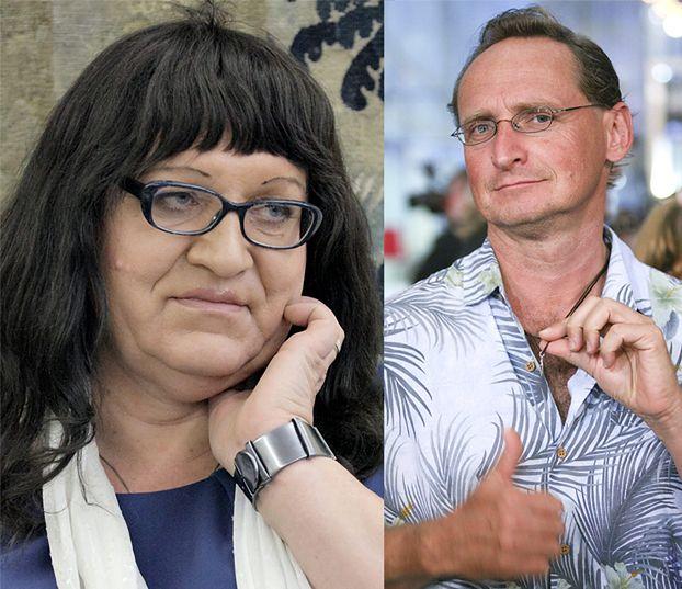 """""""Facet z GUMOWYM SIURKIEM - FUJ!"""""""