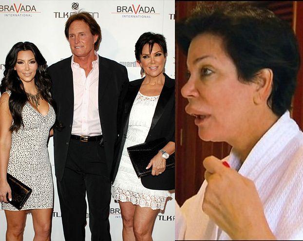 """""""Burdel-mama"""" Kim Kardashian ROZWODZI SIĘ!"""