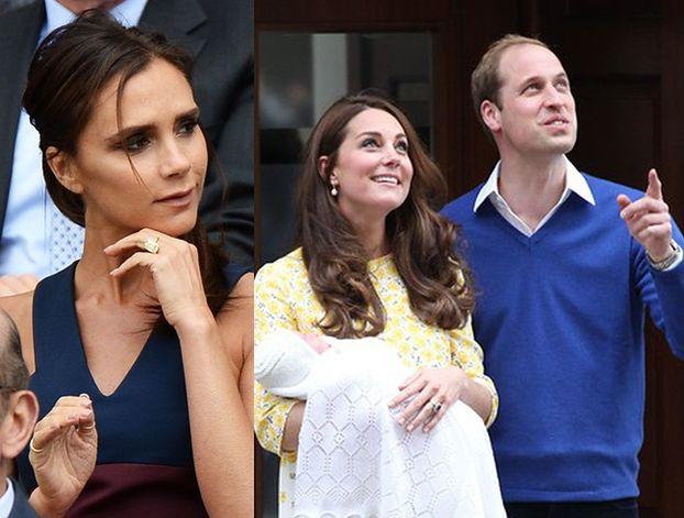 David i Victoria pierwsi zadzwonili do Kate Middleton!