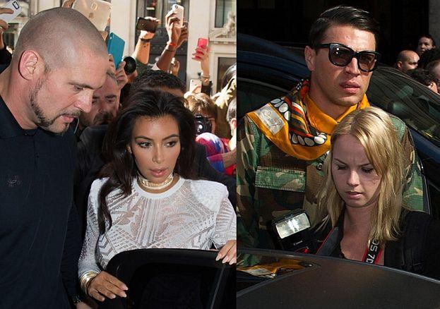 Kim Kardashian ZAATAKOWANA W PARYŻU!