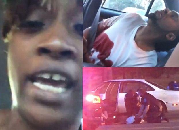 """Kobieta relacjonowała na Facebooku... zastrzelenie swojego chłopaka! """"Boże, nie pozwól mu umrzeć, on jest niewinny!"""""""