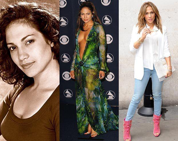 Jennifer Lopez KOŃCZY 44 LATA! (DUŻO ZDJĘĆ)