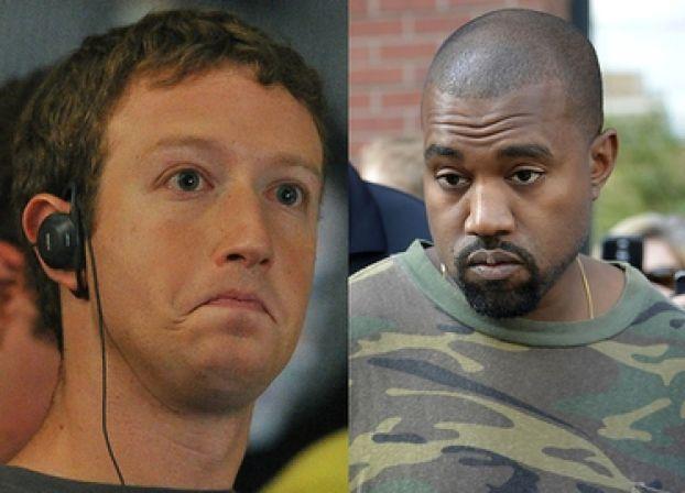 Kanye West prosi Marka Zuckerberga o... MILIARD DOLARÓW!