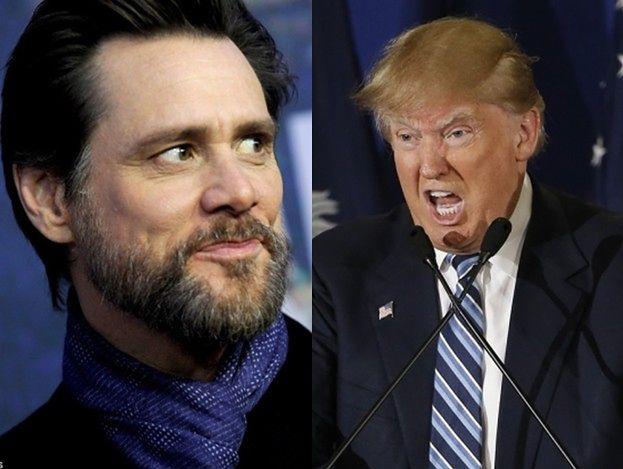 Jim Carrey namalował UMIERAJĄCYCH SYNÓW Donalda Trumpa!